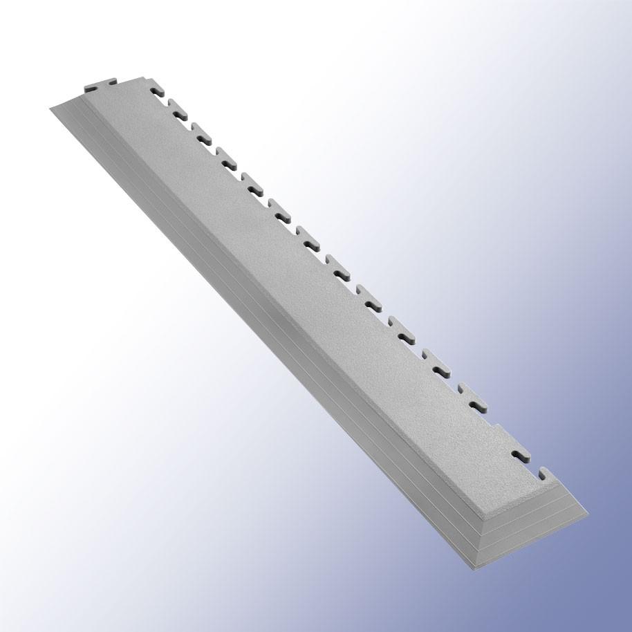 VIGOR Interlocking Tile Corner Light Grey 585mm x 75mm x 7mm