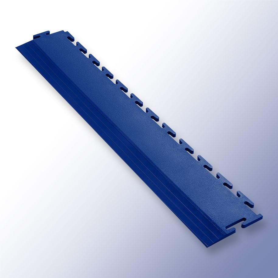 VIGOR Interlocking Tile Edge Dark Blue 500mm x 75mm x 7mm