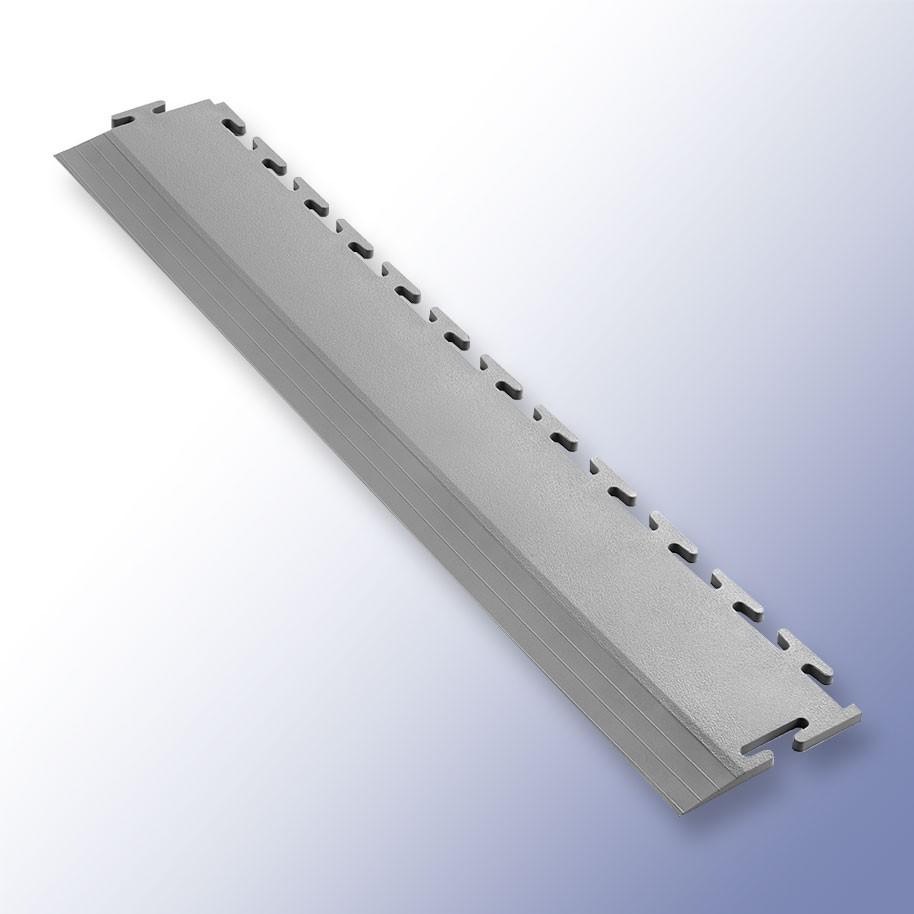 VIGOR Interlocking Tile Edge Light Grey 500mm x 75mm x 7mm