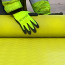 CHEK PRO Hi-Vis Flooring Roll at Polymax