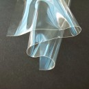 CRYSTA Clear Silicone Sheet at Polymax