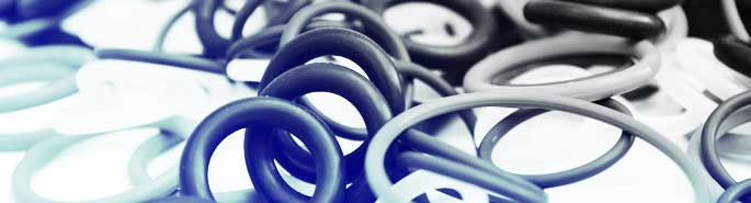 Kalrez® Rubber O-rings