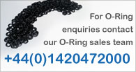 Contact our o-ring sales team to assist you as soon as possible