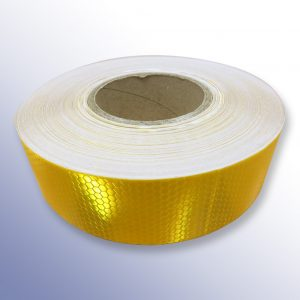 Highly Reflective Hazard Tape