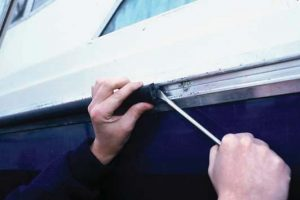 Removing Boat Fender