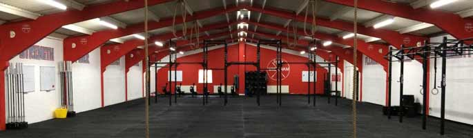 Commercial Gym Flooring Polymax