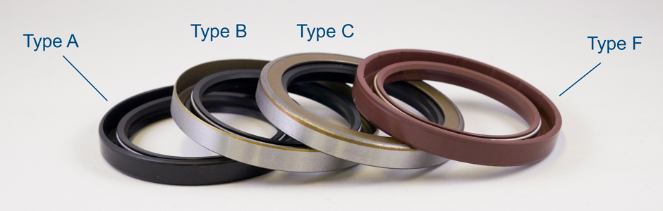 Oil Seals and Rotary Seals at Polymax